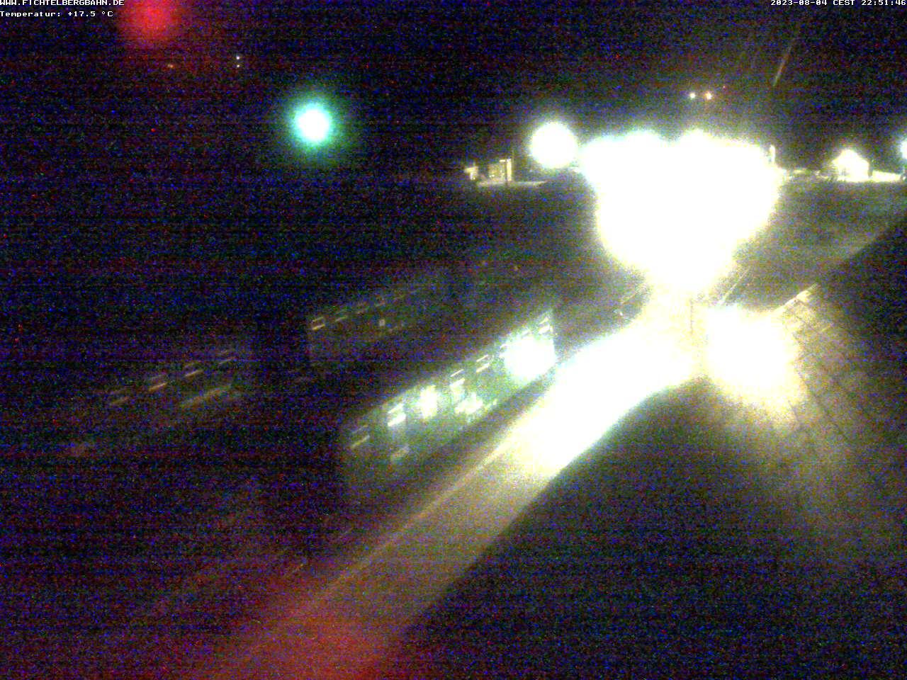 Webcam Skigebied Oberwiesenthal Bahnhof - Ertsgebergte